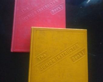 Junior Instructor Hand Books #1& #2