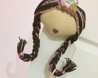 Bowholder / headband holder
