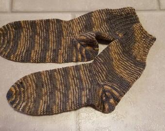 Socks, socks, selbstgestrickt, size 36/37