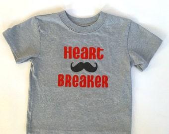 HEART BREAKER Valentines Day Shirt