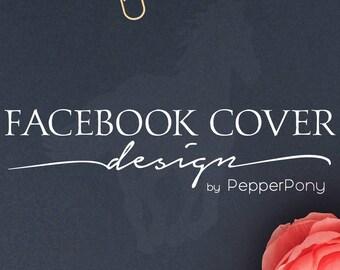 Logo Design - Facebook Cover - Custom Logo - Small Business Logo - Graphic Design Service - Unique Logo - Trendy Logo - Logo Design