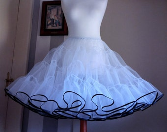 Petticoat, tulle, colour choice