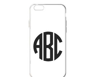 iPhone Box Monogram Case