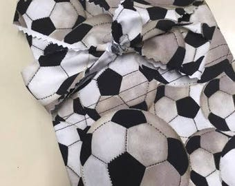 Soccer Pillowcase  Original Design  Standard Size