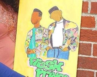 Fresh Prince 12x16