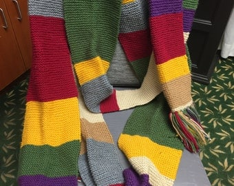 14 foot Doctor Who Scarf