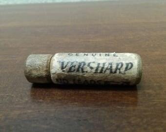 """Vintage """"Eversharp"""" Pencil Lead Tube"""