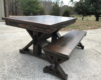 Farmhouse Table,Trestle Farmhouse Table,X Farmhouse Table,Rustic Dining Table ,Farm Table,Trestle Farm Table,X Farm Table,Dining Table,Rusti