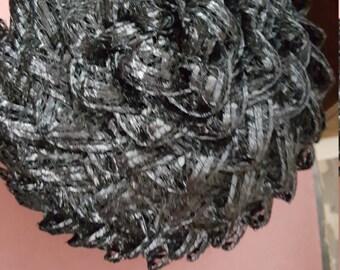 """Ladies lattice work """"porcupine"""" hat"""