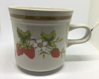Hallkraft Fruit Harvest Coffee Cup