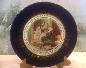Vintage Empire China Decorative Plate
