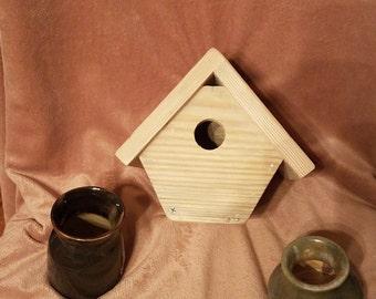 Carolina Wren Bird House
