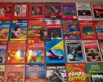 Atari 2600/ 7800 Gauntlet