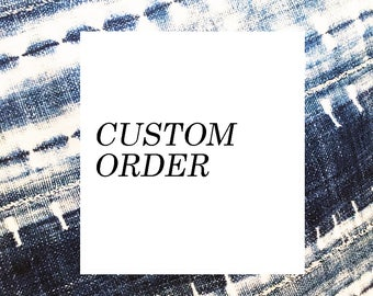Custom Order | Mud cloth Pillows | Any Size
