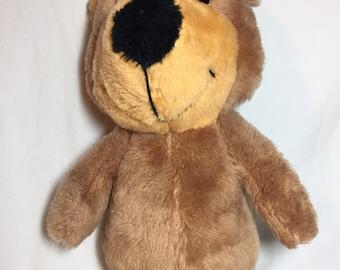 Vintage 1980 Boo Boo Bear plush!