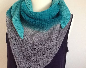 Shawl, scarf, fancy cloth, Merino scarf