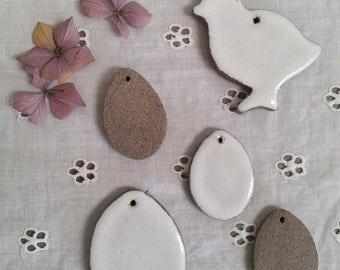 Ceramic 5 Easter trailer