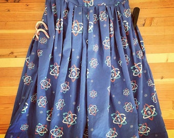 Skirt - Science March Skirt - Science Skirt - Skirt with Pockets