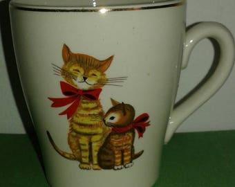 Child's 1960's small mug