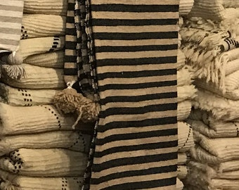 Fez Pom Pom Blanket