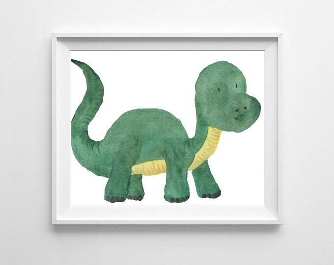 Dinosaur print, Dinosaur Decor, Dino Nursery, Dinosaur Party, Dino Poster, Dino Decor, Nursery, Kids Room Decor, Kids Birthday, Toddler Gift
