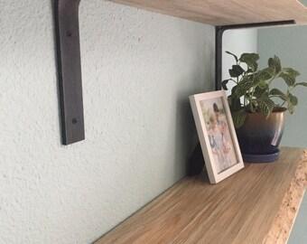 Live Edge shelf (sugar pine wood)