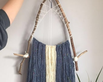 Twig wall hanging/dream catcher