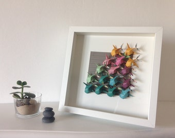 Framework Origami fish