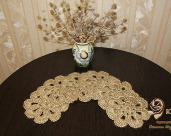 """Napkins made of jute """"Florets"""""""