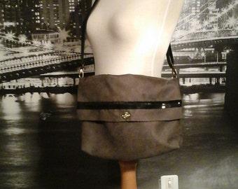 Door bag satchel, shoulder where through