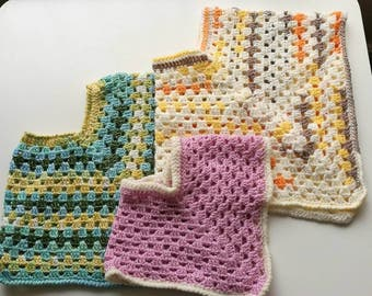 made to order baby poncho