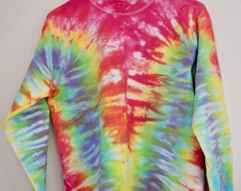 Size 12 rainbow long sleeve top