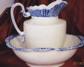 Set Bowl in hand and water pot