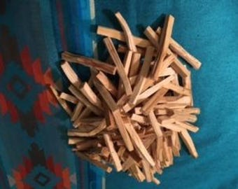 Palo Santo Holy Wood Incense Sticks, Smudging Sticks, By the LB.
