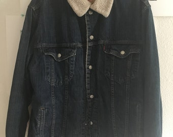 90's Levis denim jacket