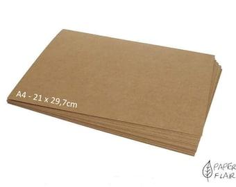 10 kraft paper A4 (DP-31)