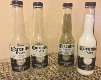 Coronita Bottle Salt & Pepper Shakers