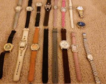 Wrist Watches Lot
