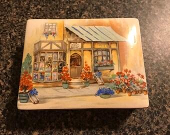 Sandland Ware Candy Box