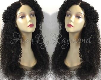 European Curly Custom Wig