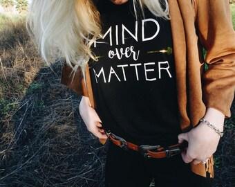 Mind Over Matter High Neck Tank