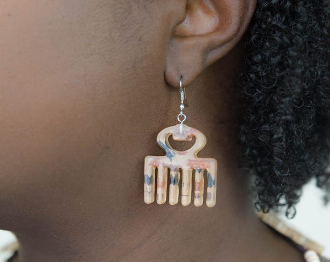 Joyfulheads Duafe earrings