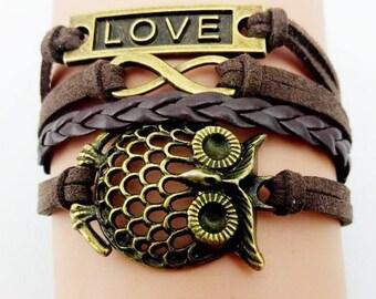 AshanFashion Multi-Element Braided Bracelets