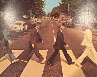 The Beatles Abbey Road - Used Vintage Vinyl Record