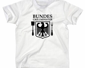 Federal Minister of barbecue grill T-Shirt