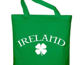 Ireland Ireland St Patrick's day fabric bag dress