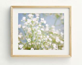 Floral printable, floral print, printable photography, digital download art,flower photography, flower nursery decor, floral nursery print.