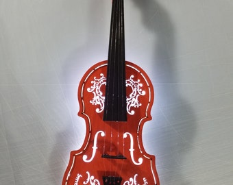 Creat your own Violin