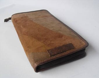 Preston Wallet, New Upcycled Leather VB-200