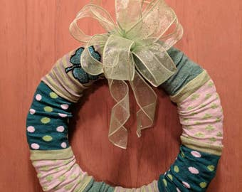Saint Patricks Day Wreath